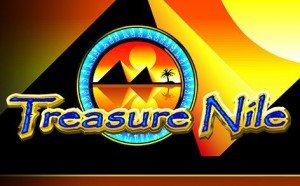 Treasure Nile UK Slot