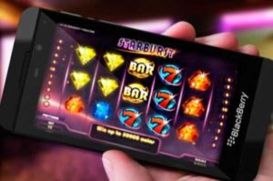 Starburst UK Slots Machine